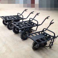 拉重货操作灵活汽油车 下山速度稳单轮推车 奔力BL-JG