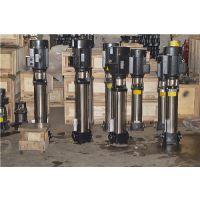 供应高层二次供水增压管道泵 CDLF8-120不锈钢防爆立式多级泵