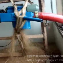 粮库倒堆常用的抽粮机 自动吸粮食的机器