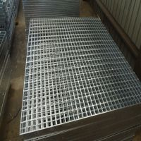 盐城热镀锌钢格板平台 盐城热镀锌钢格板平台价格 q235钢格栅厂家加工