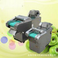 多功能660型全不锈钢切菜机 电动升级版杏鲍菇切片机 桑叶切丝机