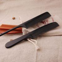 理发平头梳子女家用梳按摩梳防电木美发梳静电尖尾梳造型长发头梳