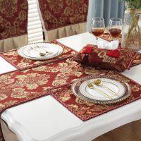 餐垫餐桌垫欧式现代简约时尚奢华新中式美式提花订制厂批一件代发