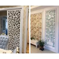 厂家专业定制家居板天花板走廊屏风隔断板通花板时尚潮流