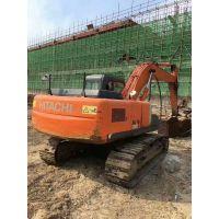 日立二手挖掘机200-3G 工地一手土方车 -上海二手挖掘机市场