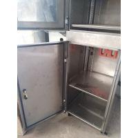 武汉欧胜诺不锈钢电脑柜 机柜 工业电脑柜