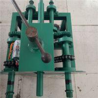 鼎诚厂家供应手动液压弯管机数控平台弯弧机
