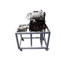 捷达电控柴油发动机解剖演示模型 汽车解剖模型
