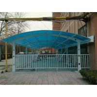 长清区自行车棚 雨棚 汽车棚 地下车库棚 膜结构 专业制作安装