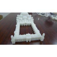 供应汇通三维打印HTKS087发动机支架硅胶手板模型3D打印定制