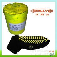 锐科现货供应袜子手套丝印点塑防滑硅胶,不起油,牢度好