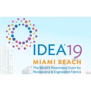 2019年美国迈阿密无纺布展 人员随团 展位搭建 IDEA 2019