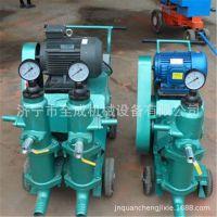 宿州挤压式注浆机 全成矿山设备 HJB3水泥注浆机 压力灌浆泵价格