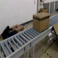 十堰辊筒转弯输送机 多层分拣水平输送滚筒线