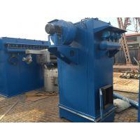 仓顶布袋除尘器专门针对铸造厂使用的除尘净化设备