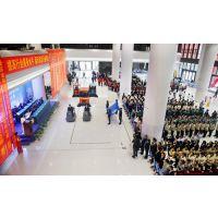 重庆金和的高美驾驶室洗地机GM230大力支持重庆第一届清洁行业技能大赛
