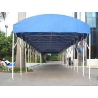 移动推拉篷活动雨篷遮雨棚不锈钢伸缩遮阳篷厂家批发零售