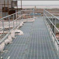油田格栅板 河北钢格栅价格 Q235钢格板