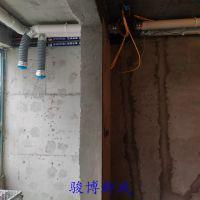 洛阳揽翠城新风系统安装案例-骏博新风专业家用新风设计安装