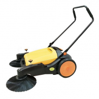 无线扫地机 无动力手推清洁机 环保节能清扫设备 环卫好帮手