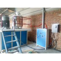 中瑞PVC落水管生产线双螺杆管材挤出机设备
