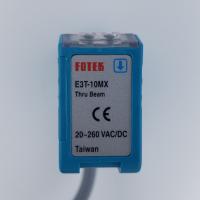 E3T-10MX原装进口FOTEK阳明对射光电开关