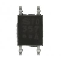 PC357N1J000F 晶体管输出光电耦合器 3.75KV 贴片SMD-4 原装正品