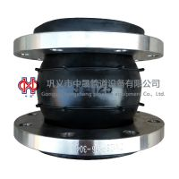 直销品牌KXT型橡胶柔性接头 国标非标法兰软连接消防器材震动较大管道专用