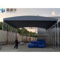 北京市东城区工地雨棚布、遮阳仓库帐篷大型推拉式专业定做
