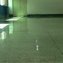 广州水磨石地面固化-茂联建筑工程-厂房地面固化处理