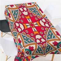 订做家用欧式古典奢华桌布台布 3D数码印花  厂家高端定制