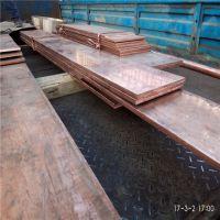 厂家直销紫铜板 雕刻铜板 定尺铜板 无氧铜板