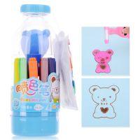 【量大可议价】掌握ZW213-12色 喷喷笔绘画喷色笔创意儿童喷色笔