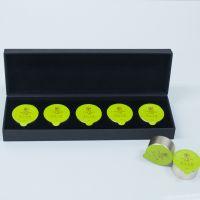 5罐装小罐茶 小青柑 柑普茶花茶茶叶礼品包装 铝罐可装6-7g茶叶