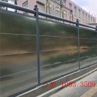钢板围挡 厂家直销 十年大厂生产 可抗台风 物美价廉