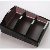 深圳厂家定制亚克力茶叶盒茶叶包收纳盒放置盒亚克力茶叶收纳柜