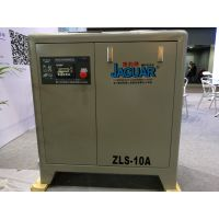 厂价直销台湾捷豹牌ZLS静音系列螺杆式空气压缩机体积小超省电足排气量空压机