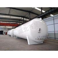 卧式LNG储罐真空绝热性能佳衡阳借给站
