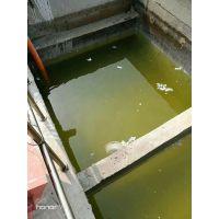 无锡新区梅村污水池清理