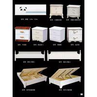 河南卧室床欧式板式韩式厂家直销尺寸款式定制
