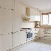 厨房橱柜 简约风格  色彩明亮 安装简单 全套定制