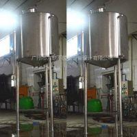 《广州》厂家酿设备量身制作不锈钢酿造啤酒设备//高位罐设计安装