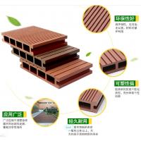 PE塑木围栏 木塑地板 座椅 安装简单 - 塑木地板防潮 防白蚁 防水