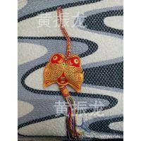 东莞厂家生产汽车年年有鱼绒布熏香锦囊台湾招福香火喜庆红包袋