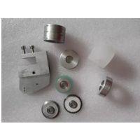 H500电动压痕机配件圆刀齿线虚线刀不干胶划线机刀架橡胶轮压痕刀