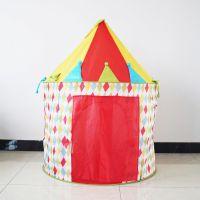 儿童帐篷 公主账蓬儿童游戏屋 室内蒙古包城堡儿童爬行屋玩具房