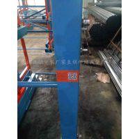 成都管道公司专用 重型货架价格 伸缩式管材货架定制