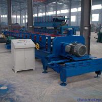 浩鑫厂家供应C型钢冲孔扭断机 C型檩条成品自动成型机组 飞锯冲孔