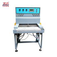 供应PVC烤箱 PVC软胶商标烤箱 商标烤模台