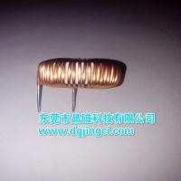 批发铁硅铝磁环电感磁环共膜线圈 卧式环形火牛 滤波器加工定制